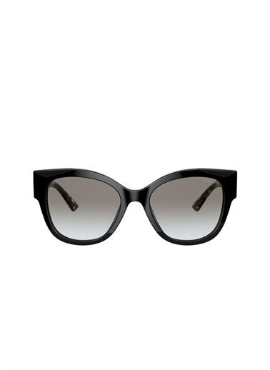 Prada Prada 0Pr 02Ws 54 Ekartman Black/Light Havana Kadın Güneş Gözlüğü Renksiz